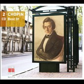 Best of Chopin / Annerose Schmidt, Sebastian Knauer, Marc Laforet (pianists); Peter Schreier, tenor