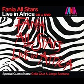 Fania All-Stars: Live in Africa [Digipak]