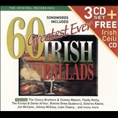 Various Artists: 60 Greatest Ever Irish Ballads