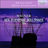 Wagner: The Flying Dutchman / Fischer-Dieskau; Frick; Wunderlich Schech. Franz Konwitschny