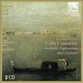 Vivaldi: Cello Concertos / Roel Dieltiens, cello