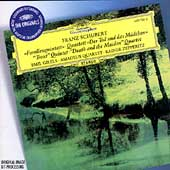 Schubert: Trout Quintet, Death and the Maiden / Amadeus Qt
