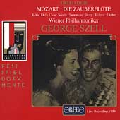 Mozart: Die Zauberfl&#246;te / Szell, Della Casa, Kopth, et al