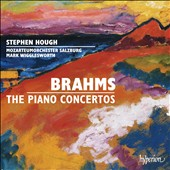 Brahms: Piano Concertos Nos. 1 & 2 / Stephen Hough, piano; Mark Wigglesworth