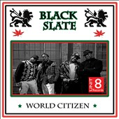 Black Slate: World Citizen [Digipak]