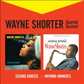 Wayne Shorter Quintet/Wayne Shorter Quartet/Wayne Shorter: Second Genesis/Wayning Moments [Bonus Tracks]