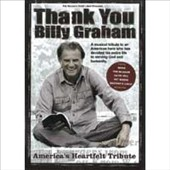 Various Artists: Thank You Billy Graham