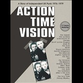 Various Artists: Action Time Vision: A Story of Independent U.K. Punk 1976-1979 [Digipak]