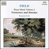 Field: Piano Music Vol 1 - Nocturnes and Sonatas / Frith