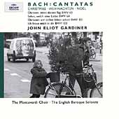 Bach: Christmas Cantatas / Gardiner, Monteverdi Choir, et al