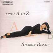 Flute Works From A to Z Vol 1 / Sharon Bezaly