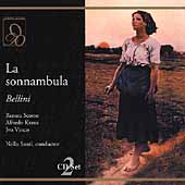 Bellini: La Sonnambula / Santi, Scotto, Kraus, Vinco, et al