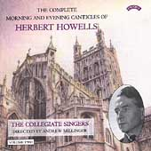 Howells: Complete Morning and Evening Canticles Vol 2