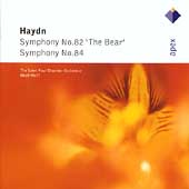 Haydn: Symphonies no 82 