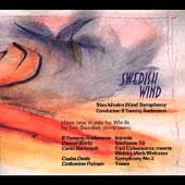 Swedish Wind / B. Tommy Andersson, Stockholm Wind Symphony