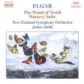 Elgar: The Wand of Youth, Nursery Suite / Judd, New Zealand