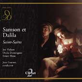 Saint-Sa&euml;ns: Samson et Dalila / Fournet, et al