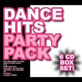 Various Artists: Dance Hits Party Pack [Box]