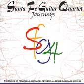 Santa Fe Guitar Quartet - Journeys