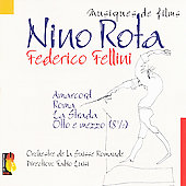 Nino Rota: Music of Fellini Films / Luisi, Suisse Romande