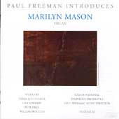 Paul Freeman Introduces... Vol 11 - Marilyn Mason