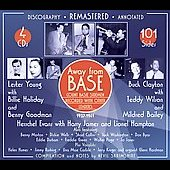 Count Basie: Away from Base [Box]