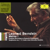 Bernstein Collectors Edition - Mahler I: Symphonies 1-4, etc