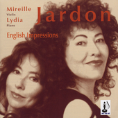 English Impressions / Lydia Jardon, Mireille Jardon