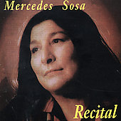 Mercedes Sosa: Recital