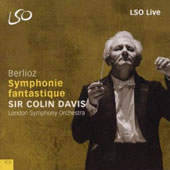 Berlioz. Symphonie Fantastique. London So, C.davis