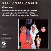 Various Artists: Musical Life in a Calabrian Village