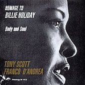Tony Scott (Jazz): Homage to Billie Holiday: Body and Soul