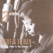 Jacintha: Here's to Ben: A Vocal Tribute to Ben Webster