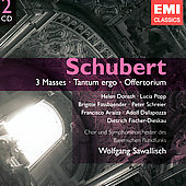 Gemini - Schubert: Masses, etc / Sawallisch, et al