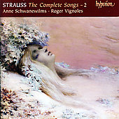 Strauss: The Complete Songs Vol 2 / Schwanewilms, Vignoles