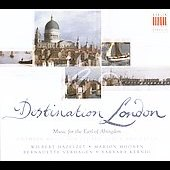 Destination London - J.C. Bach,  et al / Hazelzet, et al