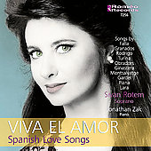 Viva El Amor - Spanish Love Songs / Rofem, Zak