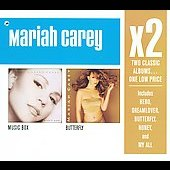 Mariah Carey: Music Box/Butterfly [Box]