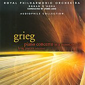 Grieg: Piano Concerto, Lyric Pieces / Judd, O'Hora, RPO