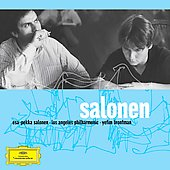 Salonen: Helix, Piano Concerto, Dichotomie / Yefim Bronfman, et al