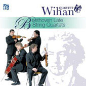 Beethoven: Late String Quartets / Wihan String Quartet