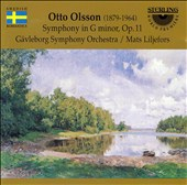 Otto Olsson: Symphony in G minor, Op. 11
