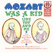 Laura Benanti: Mozart was a Kid Like You and Me