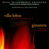 Villa-Lobos: Bachianas Brasileiras No. 2