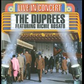 Richie Rosato/The Duprees: Live In Concert