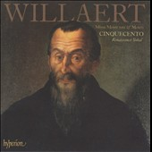 Willaert: Missa Mente Tota; Motets