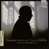 Schubert: Nacht und Tr&auml;ume / Goerne
