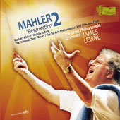 Mahler 2 'Resurrection' / James Levine