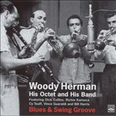 Woody Herman: Blues and Swing Groove