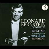 Leonard Bernstein Conducts Brahms, Tchaikovsky, Dvor&aacute;k & Schumann
